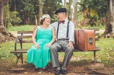 Bodas de ouro: olhar do casal