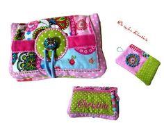 Börse *Monetenschutz*, personalisierbar von Die tapfere Schneiderin, handmade with love ... by Viola auf DaWanda.com