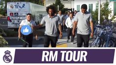 Real Madrid  Real Madrid visit Facebooks HQ in California! | HIGHLIGHTS