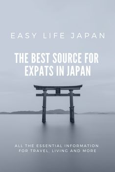 Easy Life Japan - Move to Japan today South Korea Travel, Taiwan Travel, China Travel, Work In Japan, Stuck In Life, Opening A Bank Account, Japan Destinations, Japan Today, Best Places To Live