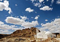 Tunisie - Les mosquées de Chenini
