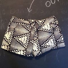 Shorts in Geometry - women
