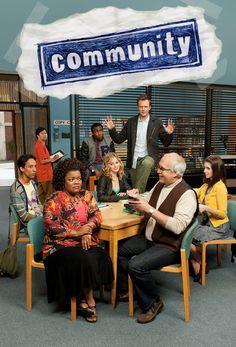 Pipoca Com Bacon - Séries: Community – 6ª Temporada Confirmada (YAHOO) #PipocaComBacon #AbedNadir #AnnieEdison #BrittaPerry #Community #JeffWinger #PierceHawthorne #ShirleyBennet #SixSeasonsAndAMovie #TroyBarnes #Serie