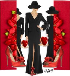 """""""#61 Alexander McQueen Gowns"""" by nelly-nedeva on Polyvore"""