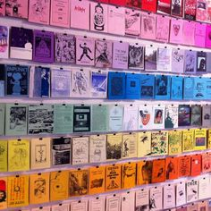 A Brief History of Zines - Zines have roots in sci-fi, punk, and politics. Arte Punk, Art Zine, Handmade Books, Book Design, Cover Art, Decoration, Design Inspiration, Sketchbook Inspiration, Photo Wall