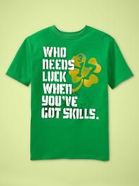 funny! maybe I should make this shirt for the St. Patricks Day 7k