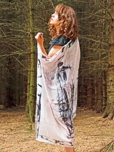 Handmade silk scarf, digitally printed. Designed by Corren Alyssa - www.facebook.com/correnalyssatextiles Handmade Design, Reusable Tote Bags, Silk, Printed, Facebook, Fashion, Moda, La Mode, Fasion
