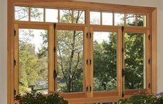 Lepage In Swing French Casement Wood Window