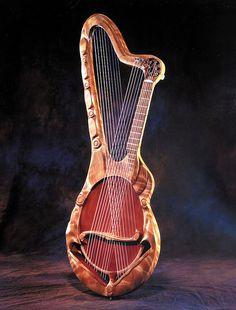 Koto Harp Guitar | Flickr - Photo Sharing!