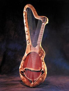 Koto Harp Guitar | Flickr - Photo Sharing!