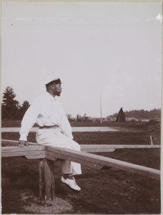 Imperador Nicolau II. 1911, Finlândia.