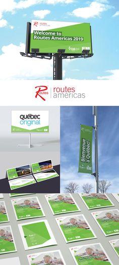 Quebec, Impression Offset, Web Responsive, Creer Un Site Web, Branding, Design Graphique, America, The Originals, Outdoor Signage
