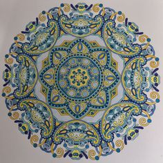 Enige echte mandala kleurboek nr.1-4