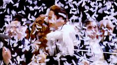 Phantom of the Opera 25th Anniversary: Finale - Sierra Boggess & Ramin Karimloo  (Double-click image for GIF)