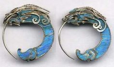antique Chinese earings
