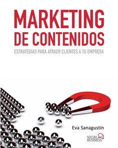Marketing de contenidos diseño de cubierta Celia Antón Santos