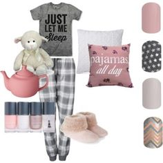 It's a PJ kind of day. Pajamas All Day, Pajama Party, Sugar And Spice, Wraps, Polyvore, Jamberry, Stuff To Buy, Pj, Inspiration