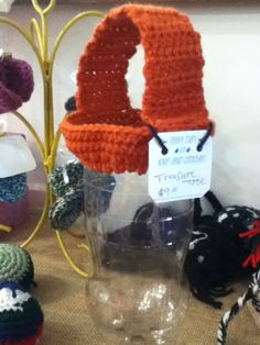 Treasure Tote by Rainy Day Knit and Crochet. Get this creative piece for $9!