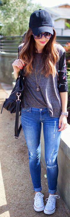 Fashion, Beauty and Style: Fall/Winter Street Style Outfits