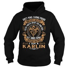 KARLIN Brave Heart Dragon Name Shirts #Karlin