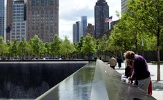 9/11 Memorial Site, I have been to NYC 3 times & visited ground zero each time & it is always different.     Most recently I visited in January & was overwhelmed with sadness when you realise just how many people lost their lives but visually seeing the names. To visit the memorial site a donation is requested & you have to book before hand.