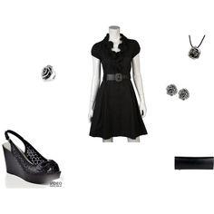 Cute black Dress!!