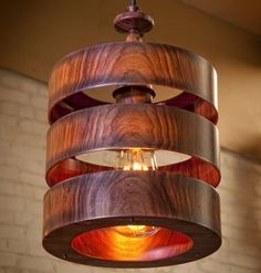 WAN INTERIORS Lighting, Lamps JACARANDA CYGNET LAMP