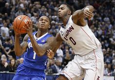 Connecticut Huskies vs. Memphis Tigers Pick-Odds-Prediction 3/13/14: Mark's Free College Basketball Pick Against the Spread