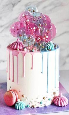 79 Amazing cake inspiration for special celebration - 6th birthday cake ideas, celebration cakes #cake #cakeideas