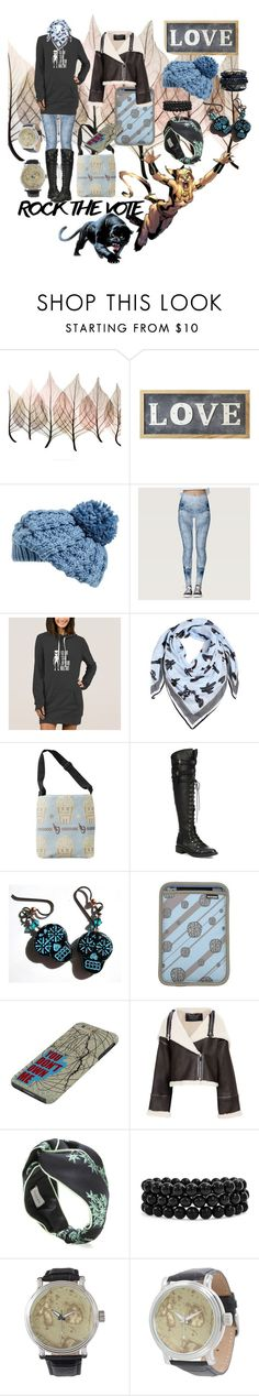 """""""Rock The Vote"""" by ubm-store ❤ liked on Polyvore featuring Artistica, Parlane, Hinge, Kenzo, Joie, Barbara Bui, Gucci and Bling Jewelry"""