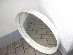 70er Jahre Spiegel Wandspiegel Rund Space Age Design in Antiquitäten & Kunst, Design & Stil, 1970-1979 | eBay