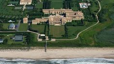 5 6 Most Expensive Houses In The World - Fairfield Pond in Hamptons
