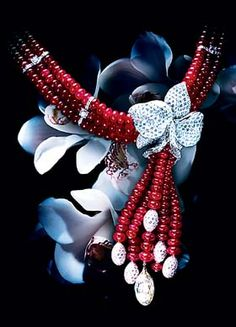 Cartier orchid collection