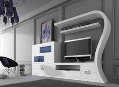 Decor Units: 25 Awesome Ideas to Make Modern TV Unit Decor in Your Home