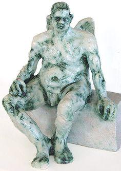 Brendan Adams NZ Ceramic artist, NZ ceramicist, NZ sculptor, NZ contemporary sculptor, NZ potter