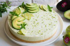 cheesecake avocado e lime