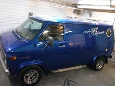 1983 Chevrolet Sportvan GAS OHV is in used condition. Condition of motor has not been assesed. The 1983 Chevrolet Sportvan has not been cranked for 10 years. Van Chevrolet, 1967 Chevy C10, Gm Trucks, Chevy Trucks, Gmc Vans, Old Scool, Camper, Cool Vans, Vintage Vans