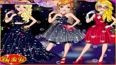 Trang phục tiệc tốt nghiệp cho 3 nàng công chúa Disney