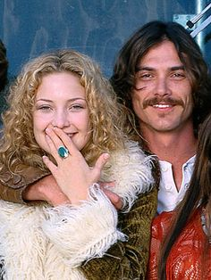 Billy Crudup & Kate Hudson- Russell & Penny Lane /  Almost Famous...Love this movie