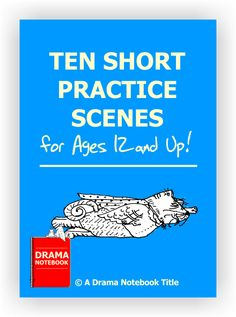 Young actors often focus on line delivery rather than listening to their scene partner. Here are ten original one-page scripts designed to help your older students learn to focus on their fellow actor and practice using natural-sounding dialogue.