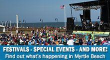 Myrtle Beach Attractions: Boardwalk, Amusement Parks, Water Parks