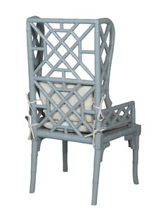 Bamboo Wingback Chairs (Set of 2) by Artistic Home & Lighting at Gilt
