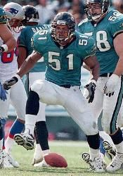 LB Kevin Hardy -- Jacksonville Jaguars