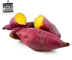 Despite its name, the sweet potato isn't actually a type of potato and is extremely good for your health in improving digestion, a healthier immune system, sharpened vision and increased energy. Get your sweet potatoes from #FLM #Knysnaro#sweetpotatoes