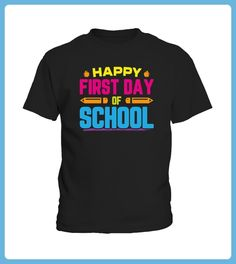 Happy First Day Of School Funny (*Partner Link)