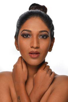 Priyanka - Shot for a portrait session.