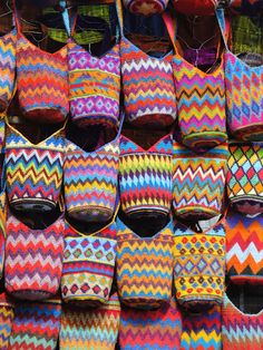 Bolsas, Chichicastenango, Guatemala. Photo by Linda Champagne