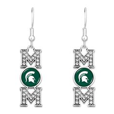 "Michigan State Spartans ""MOM"" Earrings with Logo and Rhin... https://www.amazon.com/dp/B071Y3F7P9/ref=cm_sw_r_pi_dp_x_jy4IzbK5ZMCZY"