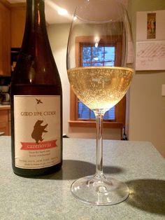 Along Came a Cider: Cider Review: Good Life Cider's Cazenovia Plus their Call to the Barrel Dinner