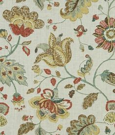 Robert Allen @ Home Spring Mix Spring | onlinefabricstore.net